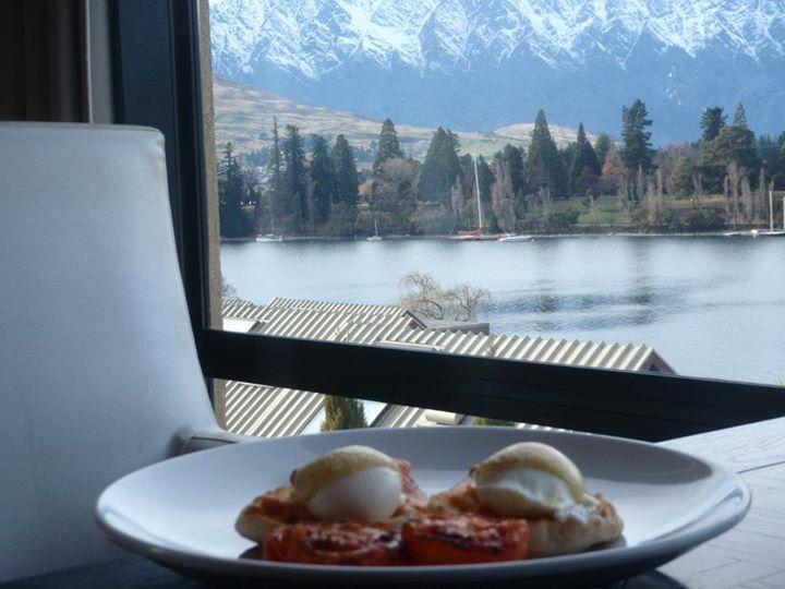 Eggs Lombardi - Breakfast
