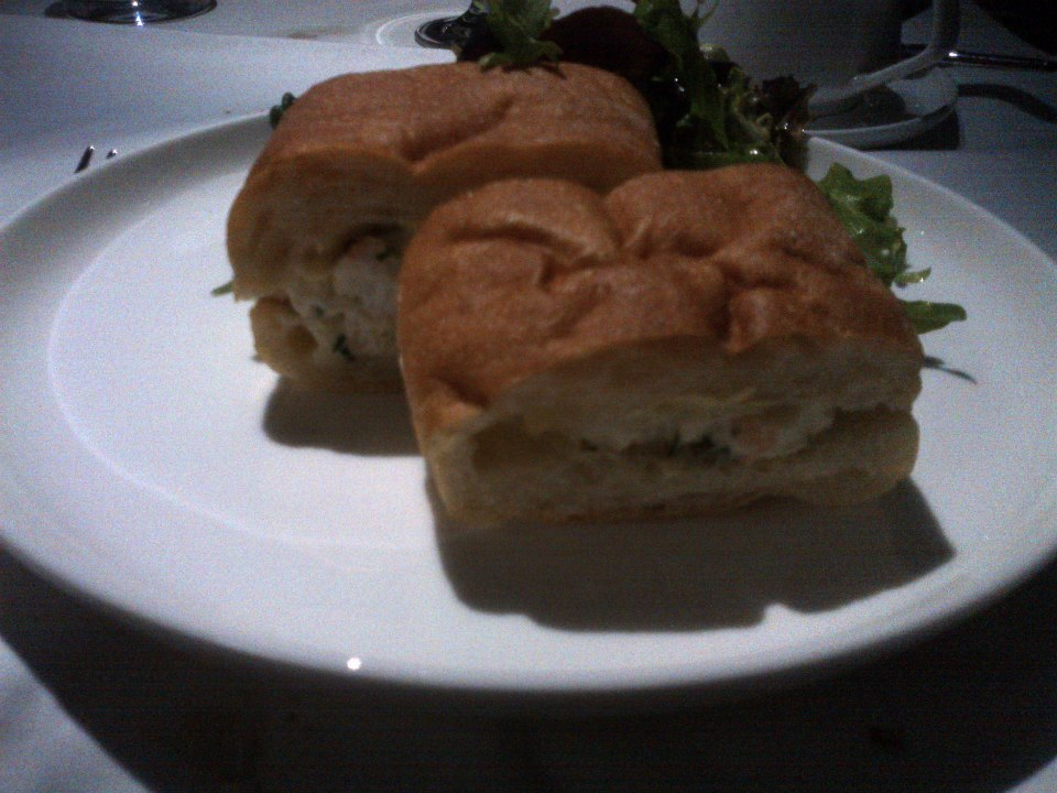 Prawn & Mayo Sandwich
