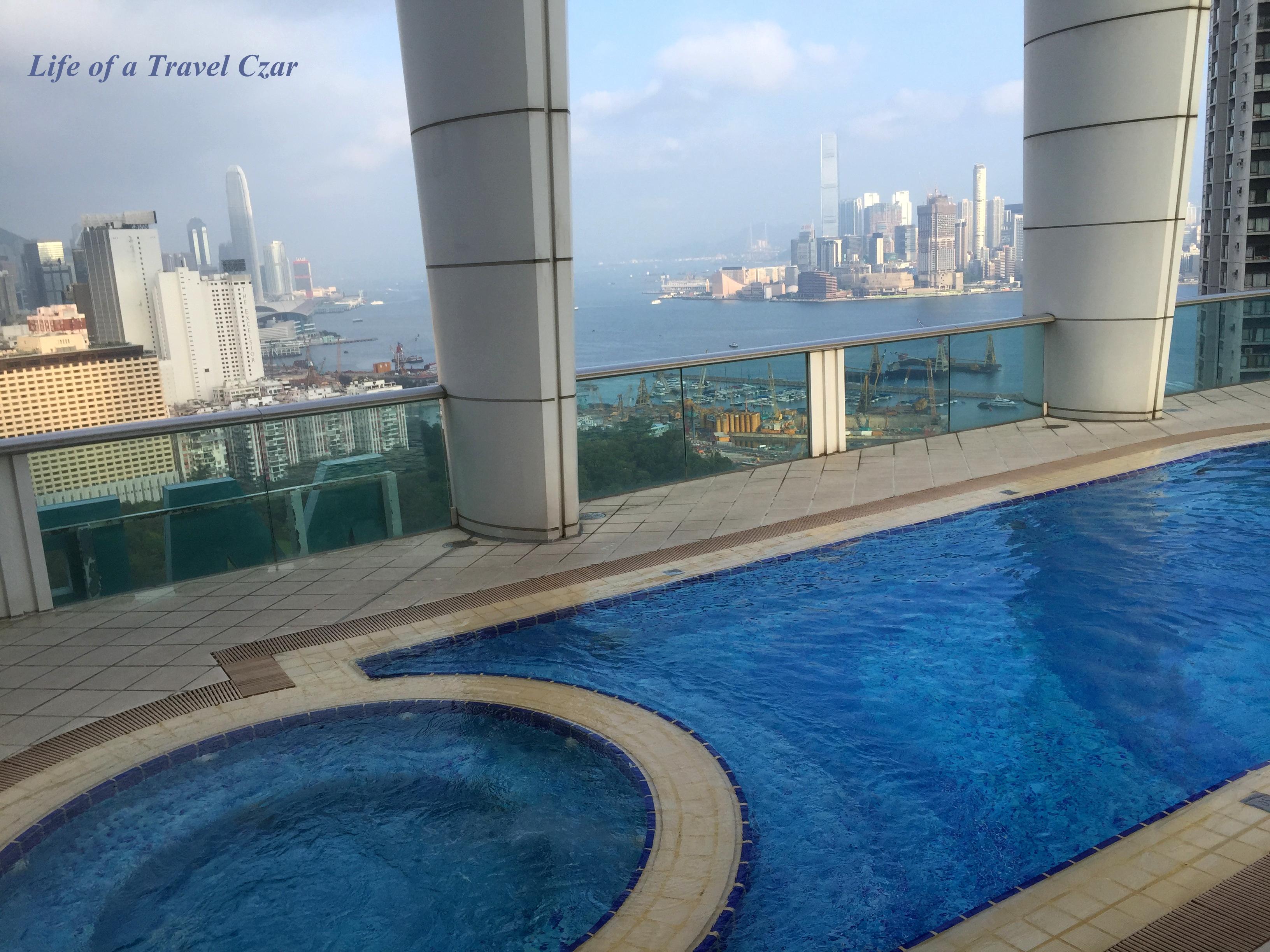 Metropark Hotel Causeway Bay Hong Kong